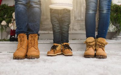 Las botas de invierno, las mejores guerreras contra el frío