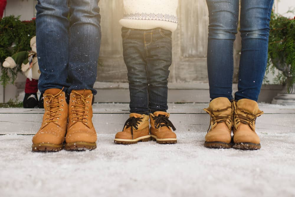 Las botas de invierno nos protegen del frío y mantienen el calor corporal