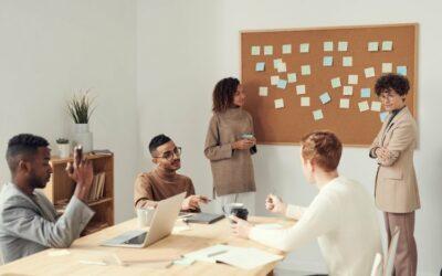 Tipos de comunicación empresarial interna