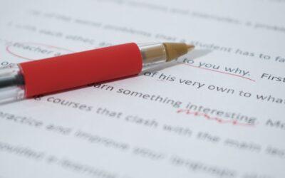 Corrección ortotipográfica: qué es y salidas laborales