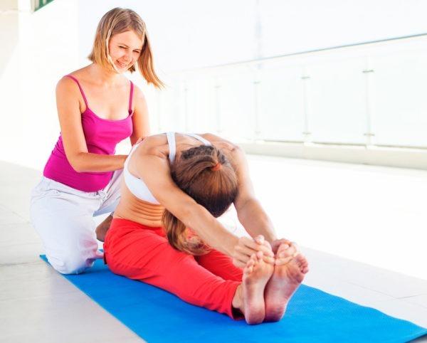 Estudiar el Postgrado de Monitor de Yoga Terapéutico