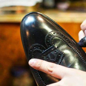 reparación de calzado y piel
