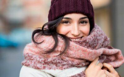 Tipos de bufandas ideales para protegerse del frío